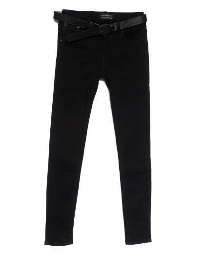 6050 Dimarkis Day джинсы женские черные осенние стрейчевые (25-30, 6 ед.) Dimarkis Day