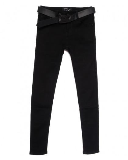 6052 Dimarkis Day джинсы женские черные осенние стрейчевые (25-30, 6 ед.) Dimarkis Day