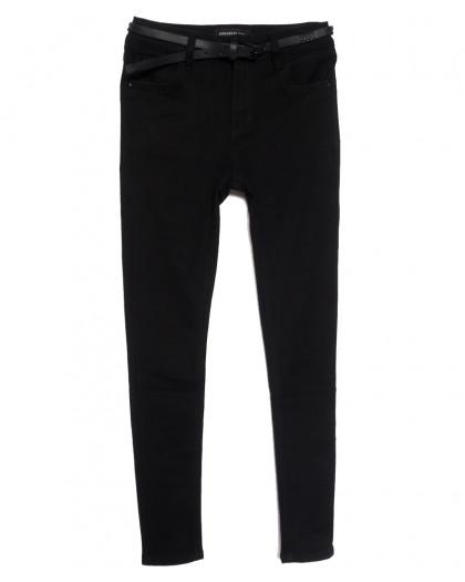 6059 Dimarkis Day джинсы женские черные осенние стрейчевые (25-30, 6 ед.) Dimarkis Day