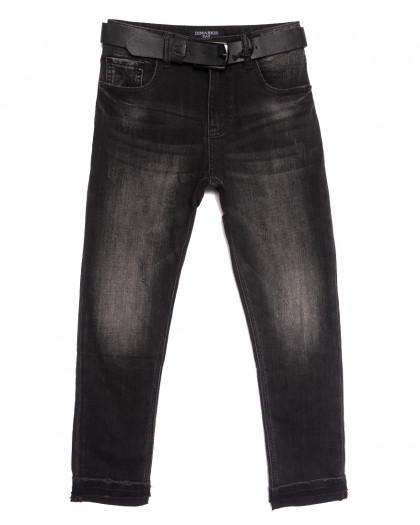 6116 Dimarkis Day джинсы женские темно-серые осенние стрейчевые (25-30, 6 ед.) Dimarkis Day