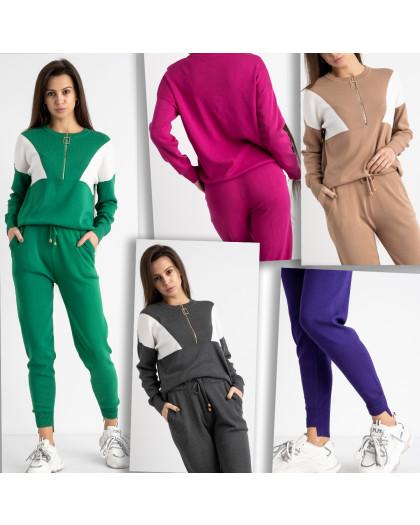 2110-99 M.K.Store спортивный костюм женский микс цветов (2 ед.размеры: универсал 44-48) M.K.Store