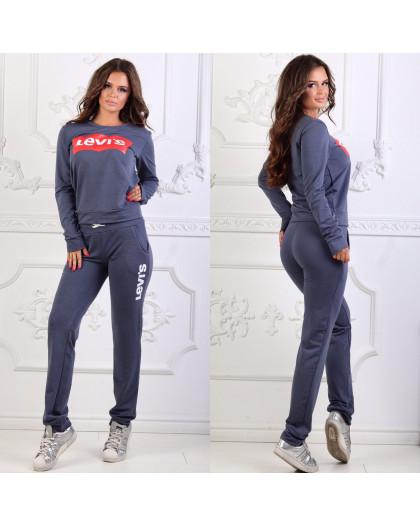 0024-01 levis джинс женский спортивный костюм (42,42, 2 ед.) Костюм