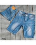7006-02 Pobeda шорты джинсовые мужские стрейчевые (30,31,31,32,33,40, 6 ед.): артикул 1111588