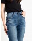 0550-8 AF Relucky джинсы cиние полубатальные стрейчевые (6 ед. размеры: 28.29.30.31.32.33): артикул 1121465