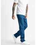 1933 Nescoly джинсы мужские синие стрейчевые (8 ед. размеры: 30.32.34/2.36/2.38.40): артикул 1119893