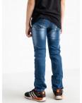 0091-1 Vingvgs джинсы юниор голубые стрейчевые (6 ед. размеры: 30.31.32.33.34.35): артикул 1122316
