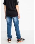 0091-4 Vingvgs джинсы юниор голубые стрейчевые (7 ед. размеры: 25.26.27.28.29.30.31): артикул 1122312