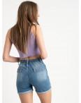3471 Xray шорты женские голубые котоновые (5 ед. размеры:34.36.38.40.42): артикул 1122466