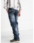 3197-4 Vigoocc джинсы на мальчика синие котоновые (7 ед. размеры: 24.25.26.27.28.29.30): артикул 1114359