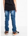 0091-5 Vingvgs джинсы юниор синие стрейчевые (7 ед. размеры: 23.24.25.26.27.28.29): артикул 1122315