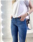 1944 Nescoly джинсы женские полубатальные голубые стрейчевые (8 ед. размеры: 27.28.29/2.30/2.32.34) : артикул 1122181