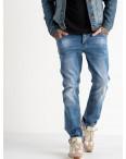 2128 Fang джинсы голубые стрейчевые (8 ед. размеры: 29.30.31.32.33.34.35.36): артикул 1118353