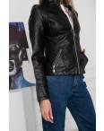 0311 куртка женская из кожзама (5 ед. размеры: S.M.L.XL.XXL): артикул 1123502