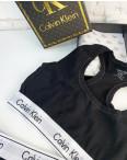 1037-11 черное спортивное женское белье (2 ед. размеры: S.XL): артикул 1123588