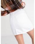 0001 Arox юбка женская белая котоновая (4 ед. размеры: 34.36.38.40): артикул 1118717
