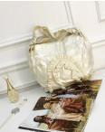 86167 бежевая сумка из эко кожи  (5 ед ) : артикул 1121150