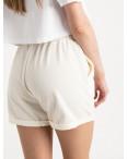1422-6 Mishely шорты женские молочные из двунитки (4 ед. размеры: S.M.L.XL): артикул 1122387