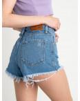 3495-78 Arox шорты джинсовые голубые котоновые ( 6 ед. размеры: 26.27.28.29.30.31): артикул 1122229