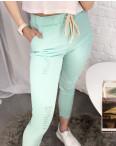 6801-01 Yimeite бирюзовые брюки женские стрейчевые (5 ед. размеры: 25.26.28.29.30): артикул 1122514