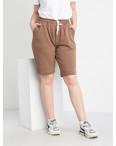 2230-9 Mishely шорты мокко женские батальные из двунитки ( 4 ед. размеры: 50.52.54.56): артикул 1122689