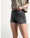 0700-2852 Kind Lady шорты серые стрейчевые (8 ед. размеры: 36/2.38.40.42/2.44/2): артикул 1122459
