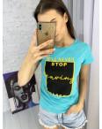 3704-99 футболка женская микс  моделей и цветов без выбора цветов (20 ед. размеры: универсал 42-44): артикул 1122956