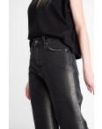 0759 Ponza джинсы-клёш серые котоновые (7 ед. размеры: 34/2.36/2.38/2.40): артикул 1120833