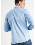 19203 IFFA голубая рубашка в серебрянную полоску (2 ед. размеры: L/2): артикул 1118469