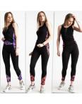 0200-5 Т фитнес-костюм женский стрейчевый микс цветов (4 ед. размеры: S-M/2, L-XL/2) Без выбора цветов: артикул 1121309_1