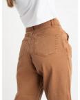 3293 джинсы-балоны коричневые котоновые (8 ед. размеры: 25.26/2.28/2.30/2.32): артикул 1120843