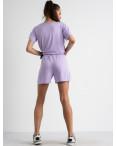 8340-6 сиреневый женский костюм трикотажный (4 ед. размеры: S.M.L.XL): артикул 1123387