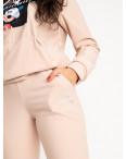 7625-5 пудра женский спортивный костюм (5 ед. размеры: S.M.L.XL.2XL): артикул 1119922