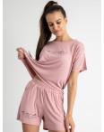 8340-2 розовый женский костюм  трикотажный (4 ед. размеры: 42.44.46.48): артикул 1123368