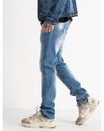 2077 Fang джинсы голубые стрейчевые (8 ед. размеры: 30.31.32.33.34.35.36.38): артикул 1118349