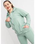 15111-8 Mishely полынь спортивный костюм батальный женский из двунитки (4 ед. размеры: 50.52.54.56) : артикул 1120458