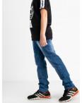 0091-3 Vingvgs джинсы юниор синие стрейчевые (7 ед. размеры: 25.26.27.28.29.30.31): артикул 1122503