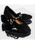 0156 черные балетки микс 2-х моделей (14 ед. размеры: 35.36/2.37/3.38/4.39/2.40/2): артикул 1121110