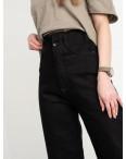 2004-01 Arox джинсы-клёш черные котоновые (6 ед. размеры: 25.26.27.28.29.30): артикул 1120826