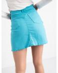 1901 Arox юбка джинсовая голубая котоновая (4 ед. размеры: 34.36.38.40): артикул 1118541