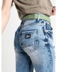 8257 Vanver джинсы женские голубые котоновые ( 6 ед. размеры: 25.26.27.28.29.30): артикул 1122244