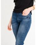 0549-8 AF Relucky джинсы полубатальные женские синие стрейчевые (6 ед. размеры: 28.29.30.31.32.33): артикул 1120690