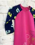 0708 платье розовое на девочку 1-3 года (3 ед. размеры: 86.92.98): артикул 1121668