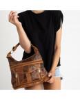 8818 коричневая сумка женская из экокожи (5 ед.): артикул 1123343