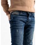2078 Dsquared джинсы мужские синие стрейчевые (7 ед. размеры: 30.30.31.32.33.34.36): артикул 1117873