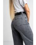3090 KT.Moss джинсы-клеш серые стрейчевые (6 ед. размеры: 25.26.27.28.29.30): артикул 1123425