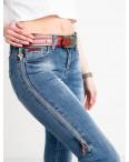 8182 Vanver джинсы женские голубые стрейчевые ( 6 ед. размеры: 25.26.27.28.29.30): артикул 1122242