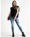 9365-581 Colibri джинсы женские голубые стрейчевые (6 ед. размеры: 25.26.27.28.29.30): артикул 1118812