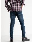 4923 Corcix джинсы мужские синие стрейчевые  (8 ед. размеры: 29.30.31.32.32.33.34.36): артикул 1117890