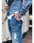 0314 Gabbia шорты джинсовые мужские котоновые (30,30,31,31,34,34,36,36,38, 9 ед.): артикул 1088040