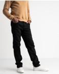 5020 Dsouaviet черные джинсы мужские стрейчевые на флисе (8 ед.размеры: 29.30.31.32.33.34.36.38): артикул 1125214